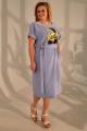 Платье Golden Valley 4680-1 голубой