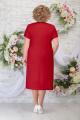 Платье Ninele 5814 красный