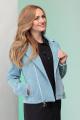 Куртка Angelina & Сompany 340 голубой