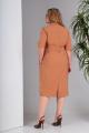 Платье SandyNa 13669 охра