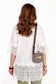 Блуза TEZA 1250 белый