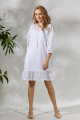 Платье Магия моды 1712 белый