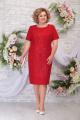 Платье Ninele 5785 красный