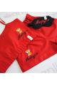 Комплект Anli 002+008а+001а красный