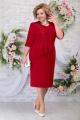 Платье Ninele 7287 красный