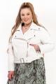 Куртка Pretty 1210 белый