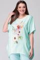 Блуза SOVA 11043 мята