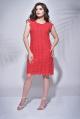 Платье Faufilure outlet C297 красный
