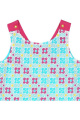 Платье Bell Bimbo 180004 св.бирюза