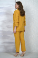 Женский костюм Белтрикотаж 6890 горчица