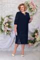 Платье Ninele 5786 синий