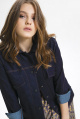 Куртка LaVeLa L70005 темно-синий
