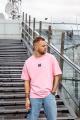 Футболка Rawwwr clothing 158 розовый