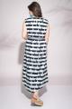 Платье Faufilure outlet С611 бирюзовый