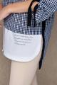 Блуза Daloria 6116 синий-белый