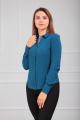 Блуза LUXTEX 2816 бирюза