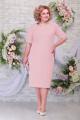 Блуза, Платье Ninele 5842 пудра