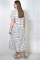 Платье Белтрикотаж 7750 клетка