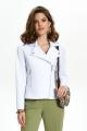 Куртка TEZA 1486 белый