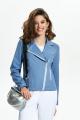 Куртка TEZA 1486 голубой