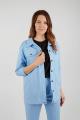 Куртка Legend Style G-012 светло-голубой