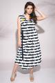 Платье Faufilure outlet С611 молочный