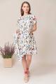 Платье Ружана 431-2 принт