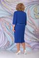 Жакет, Платье Ninele 3101 василек