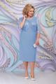 Платье Ninele 3102 голубой