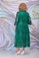Платье Ninele 7293 изумруд