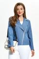 Куртка TEZA 1238 синий