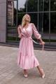 Платье Natali Tushinskaya 0023 розовый