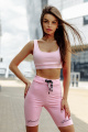 Топ Rawwwr clothing 096 розовый