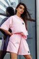 Футболка Rawwwr clothing 166 розовый