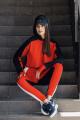 Брюки Rawwwr clothing 179 красный