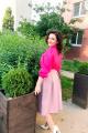 Юбка Дорофея 284 розовый