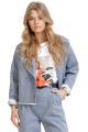 Куртка PiRS 1377 светло-синий