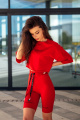 Велосипедки Rawwwr clothing 094 красный