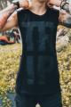 Футболка Rawwwr clothing 157 черный+принт
