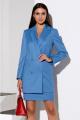 Женский костюм Lissana 4109 голубой
