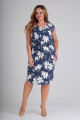 Платье SVT-fashion 542 синий