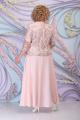 Блуза, Платье Ninele 3160 пудра