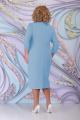 Платье Ninele 5798 голубой
