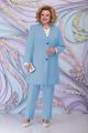 Женский костюм Ninele 5799 голубой