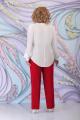 Женский костюм Ninele 5799 красный