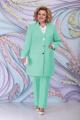 Женский костюм Ninele 5799 светло-зеленый