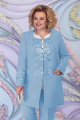 Жакет Ninele 5861 голубой