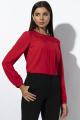 Блуза VIZAVI 629 красный