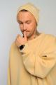 Шапка Rawwwr clothing 059 желтый