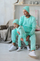 Шапка Rawwwr clothing 060м мята